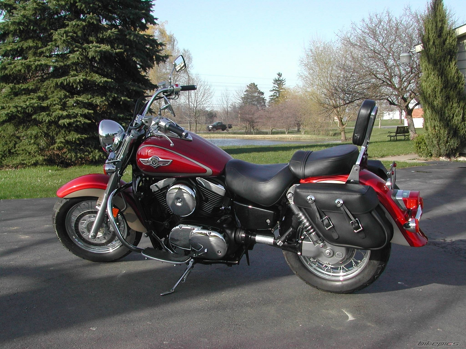 2000Vulcan1500C1 2000custom  at mifinder.co