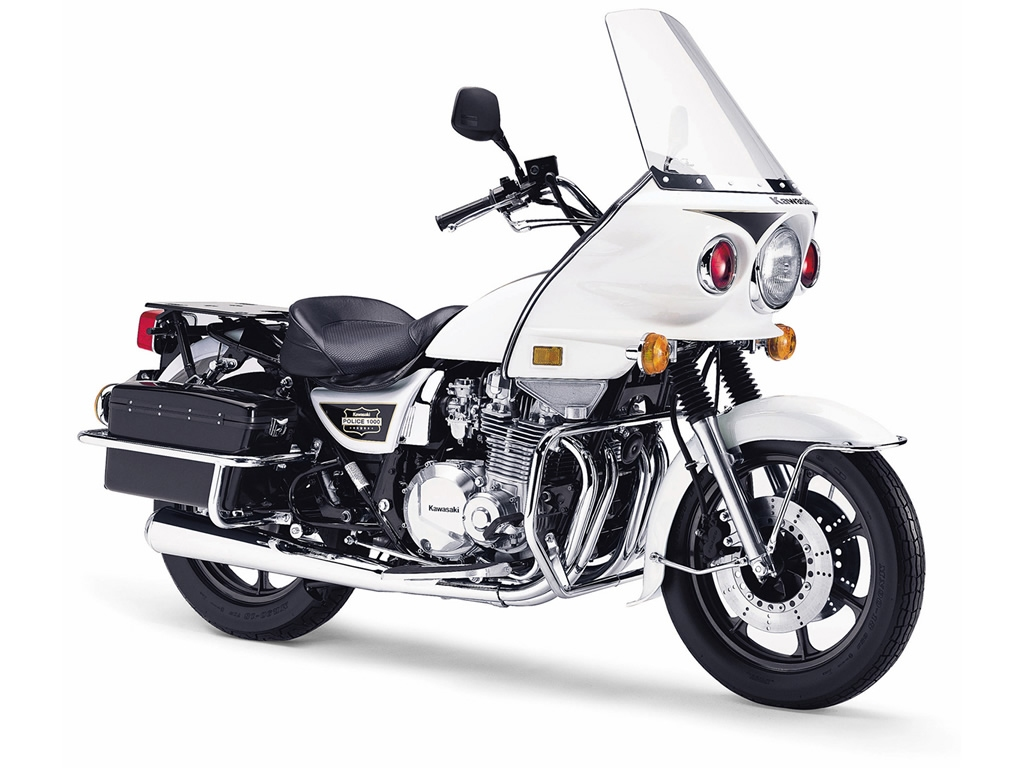kawasaki kz1000 police. i want one. the ultimate dependable cruise