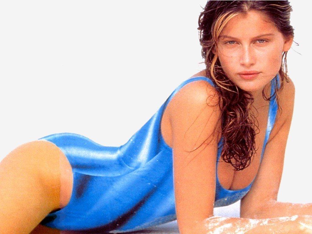Stephanie Seymour Yellow Bikini Like Stephanie Seymour  1992