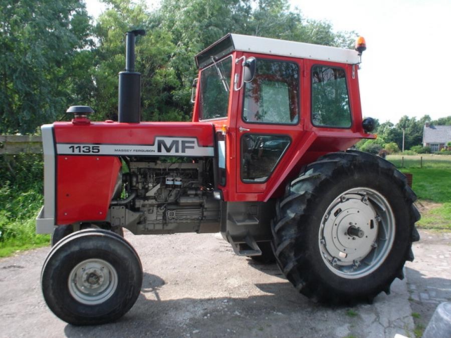 120hp Massey Ferguson 1135 | Massey Ferguson | Pinterest | Tractor
